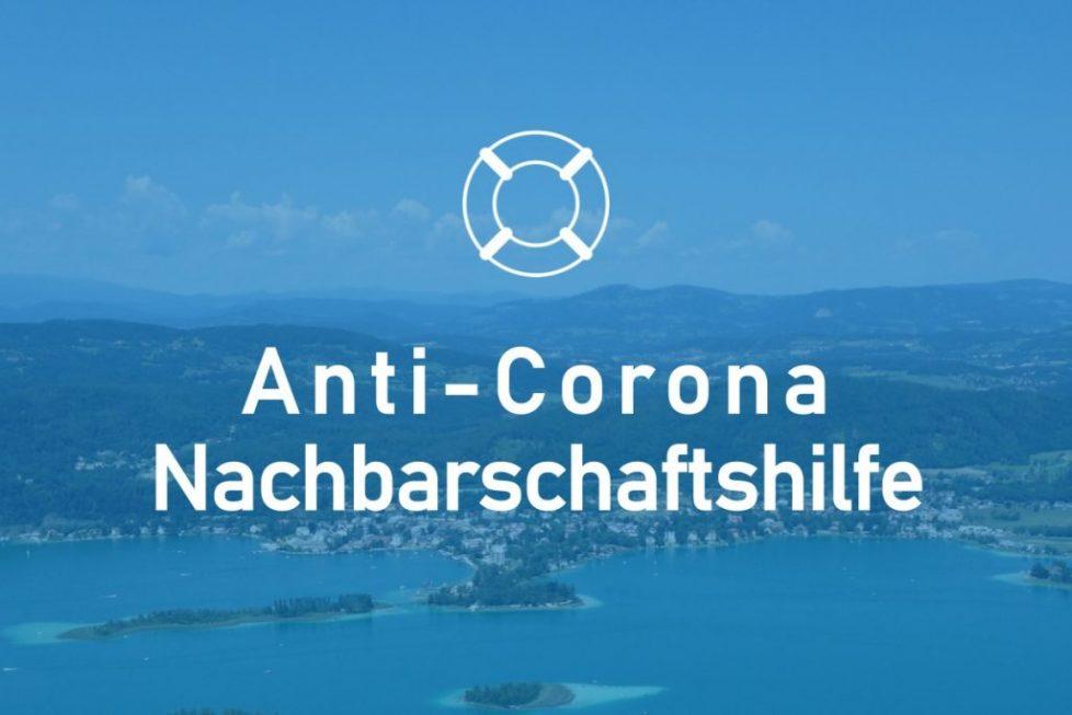 Anti-Corona-Nachbarschaftshilfe