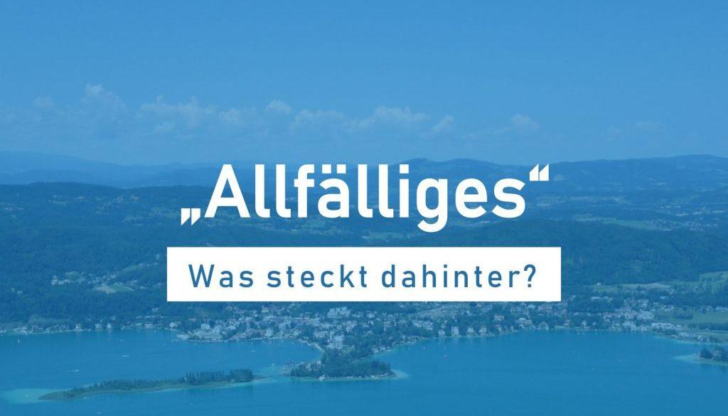 Allfaelliges
